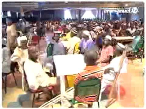 Physically Challenged Meeting with TB Joshua - Part 5
