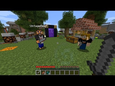 Etho MindCrack SMP - Episode 161: Death & Penguins