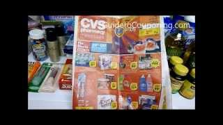 How To Get Free Stuff At CVS Couponing For The Beginner