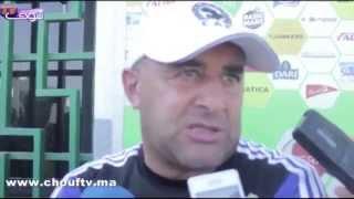 الحصاد اليومي : عبد الحق بنشيخة مدرب نادي الرجاء البيضاوي يعاقب سعيد فتاح، وعبد الكبير الوادي | حصاد اليوم