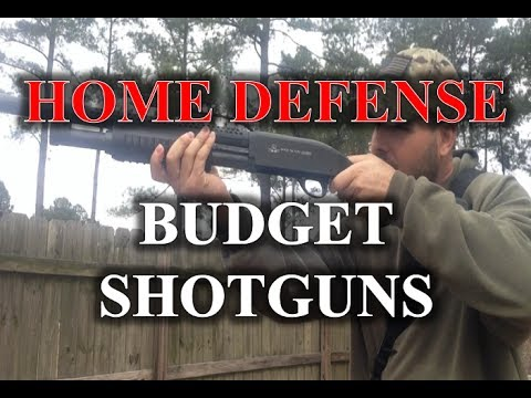 Home Defense: Budget Shotguns!