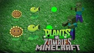 Minecraft Mod 1.5.2 Plants Vs Zombies