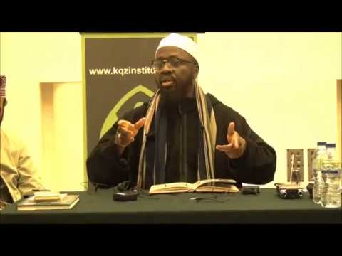 Types of Miracles in Islam - Shaykh Ibrahim Osi-Efa
