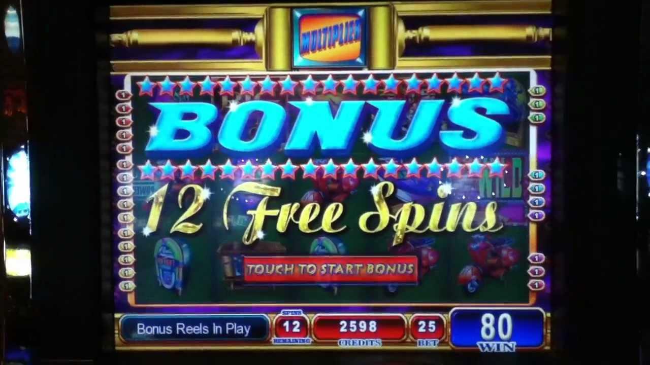1 cent slot machine bonus