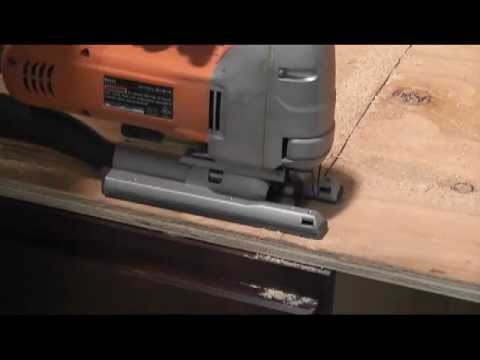 Setting A Plywood Subtop For Granite Countertops - YouTube