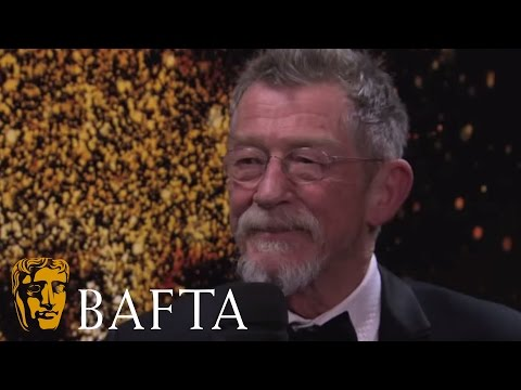 John Hurt - Outstanding Contribution to British Cinema