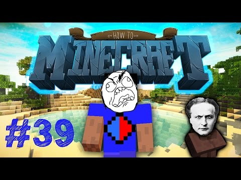 Minecraft SMP: HOW TO MINECRAFT #39 'HOUDINI!' with Vikkstar