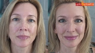 Full Face Makeup Tutorial~ Brighten Up Mature Skin