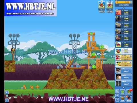 Angry Birds Friends Tournament Level 3 Week 115 (tournament 3) no power-ups