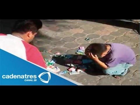 Manuelito, el niño humillado en Tabasco ya está con su mamá