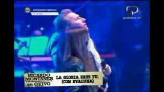 La Gloria De Dios Ricardo Montaner Ft. Evaluna Montaner En