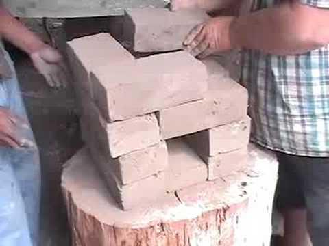 Jak zbudować piec z 16 cegieł