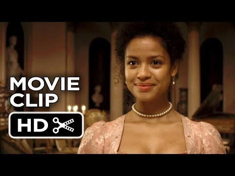 Belle Movie CLIP - Miss Dido Lindsay (2014) - Tom Wilkinson, Tom Felton Movie HD