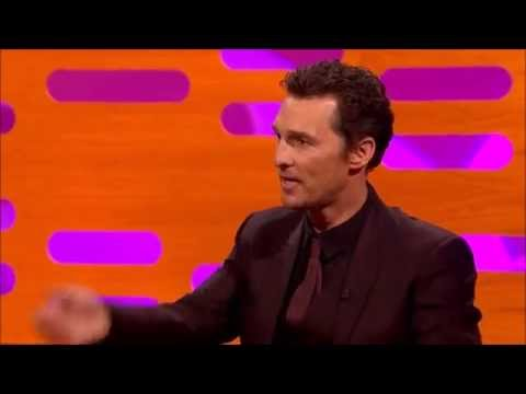 Matthew McConaughey explains how the famous humming from Wolf of Wall Street was because of him