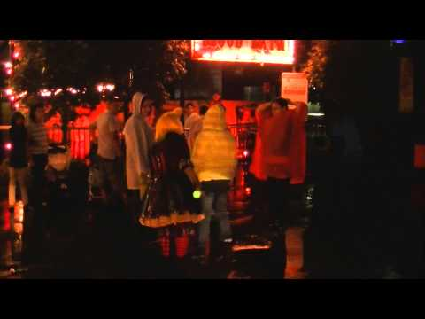 Six Flags Great America Fright Fest Trip 10-5-2013 (Chills By Night)