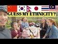 GUESS MY NATIONALITY China Japan Philippines Vietnam Hong Kong Thailand Singapore Korea Nepal Taiwa