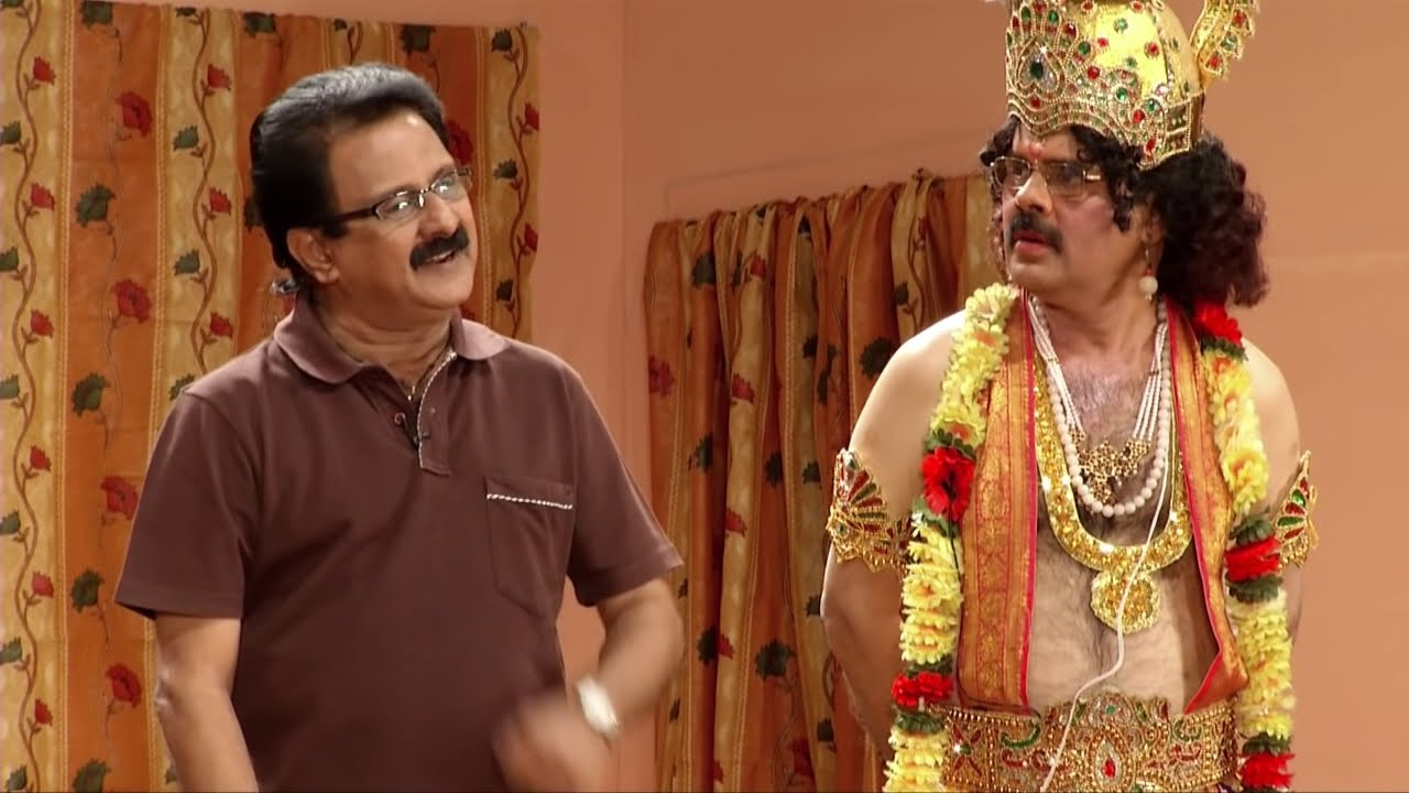 Crazy Mohan Drama Download Video - MillionaireX3