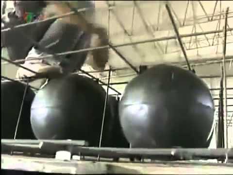 Công nghệ thi công sàn bóng - Bubble deck