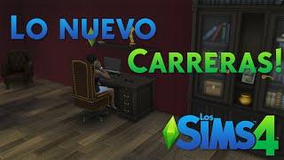 Los Sims 4 - Carreras de Deportes y Negocios