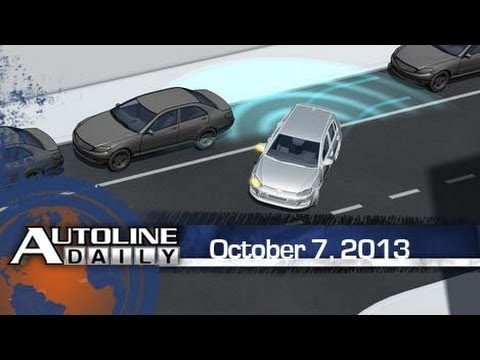 Bosch Autonomous Parking by 2015 - Autoline Daily 1230