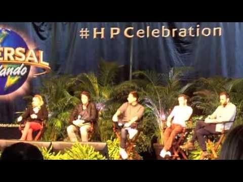 Cast Q&A Universal Orlando