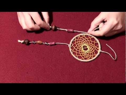 Dreamcatcher -  How to make a Dream Catcher