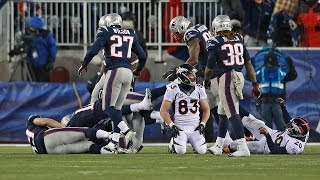 NFL Week 12 Highlights: Patriots Top Broncos In Another