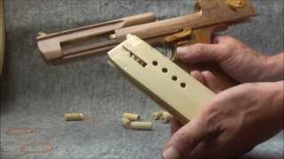 BLOW⇔BACK RUBBER BAND GUN 04.2 I.W.I DESERT EAGLE