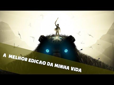 Animação - Shadow of The Colossus -