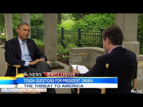 Stephanopoulos to Obama: Are You Failing By Your Own Foreign Policy Standards?