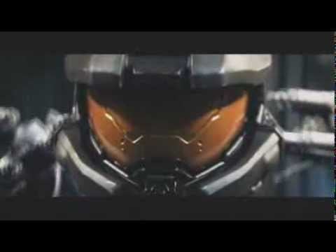 Halo 4: Master Chief's Face Legendary Ending