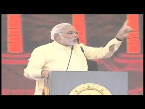 Shri Narendra Modi addressing Maha Garjana Rally in Mumbai - Speech