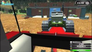 Rimorchio Ferruzza PT60, Mod Farming Simulator 2011 By