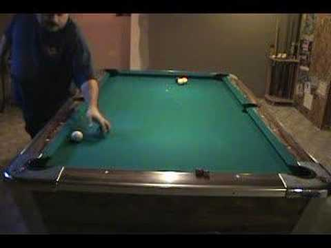 Billiards Fundamentals Stop, Follow Draw