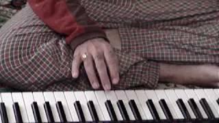 Harmonium Lesson 13b - allah bhajo