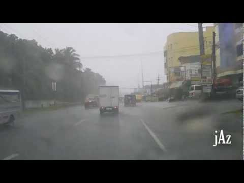 [HD] August Rain - Torrential Rain in Iloilo (2/2)