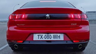 Peugeot 508 (2019) The Best -French- Sedan. YouCar Car Reviews.