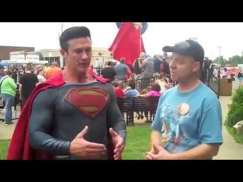 Superman Celebration - Interview with Danny Kelley