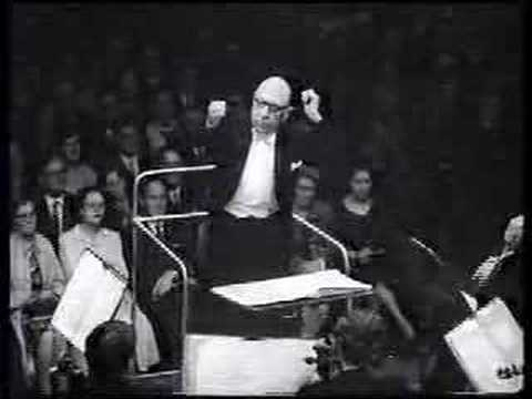 the hate of igor stravinsky towards orchestra conductors Igor stravinsky was born in st petersburg, which was the capital of russia at the  time his father was a famous opera singer, so as a kid, igor got to hang out at the   performed by brt philharmonic orchestra alexander rahbari, conductor.