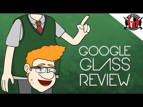 The Real Google Glass Review (Parody)