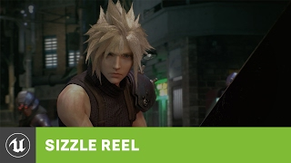 Unreal Engine Sizzle Reel 2016 - GDC