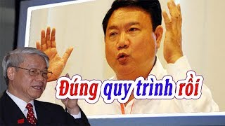 Đinh La Thăng, Nguyễn Tấn Dũng là người tiếp theo trong trận Thanh trừng quyền lực đảng