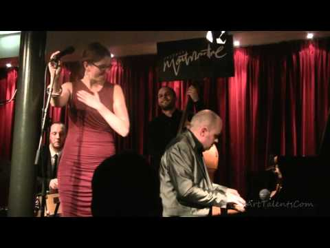 ArtTalentsCom : Nikolaj Bentzon Trio & Signe Juhl - Love For Sale online metal music video by SIGNE JUHL