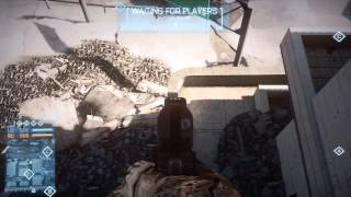 Battlefield 3 New Extension Glitch For Epicenter