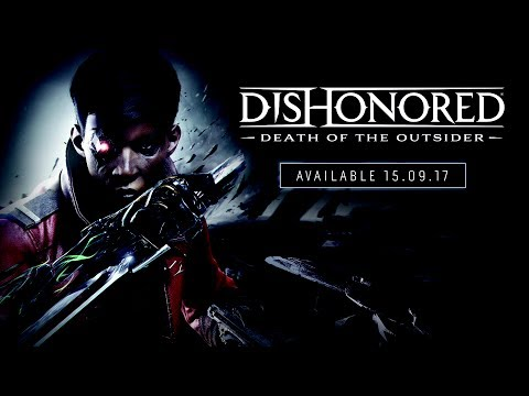 Bethesda Dishonored Death of the Outsider PS4
