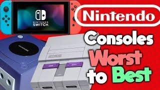 Ranking Every Nintendo Console