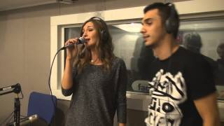 Vescan & Alina Eremia - Empire State of Mind (COVER) (Live @ Request 629)