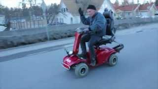 el pensionista motorizado