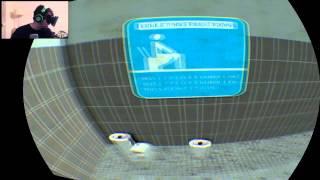 SYMULATOR TOALETY Na Oculus Rift Toilet Simulator 2013