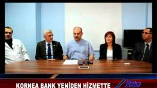 Kornea Bank Manisa'da Yeniden Hizmete Girdi